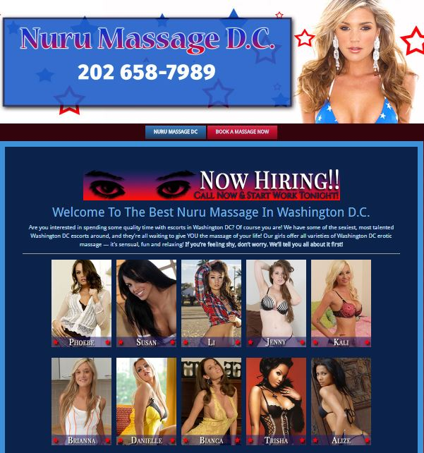 Hottest escorts Dc offers are right here!